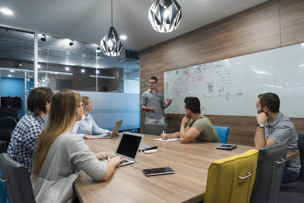 Office Space for Small Startups